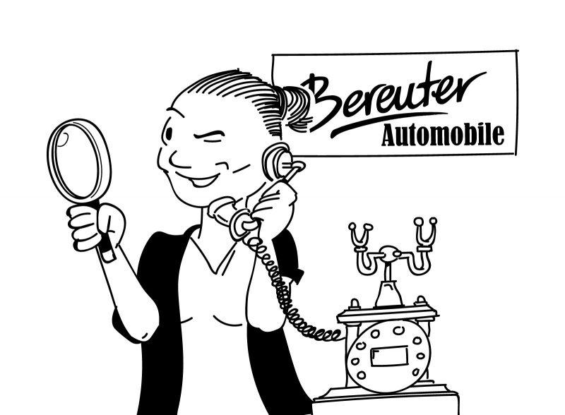 Wir finden Ihr Traum-Gebrauchtwagen